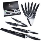 HARRY BLACKSTONE, knife set 14 pcs.