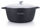 ROYALTY LINE, marble coating casserole 44 cm