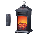 FIREPLACE LANTERN, electric heater