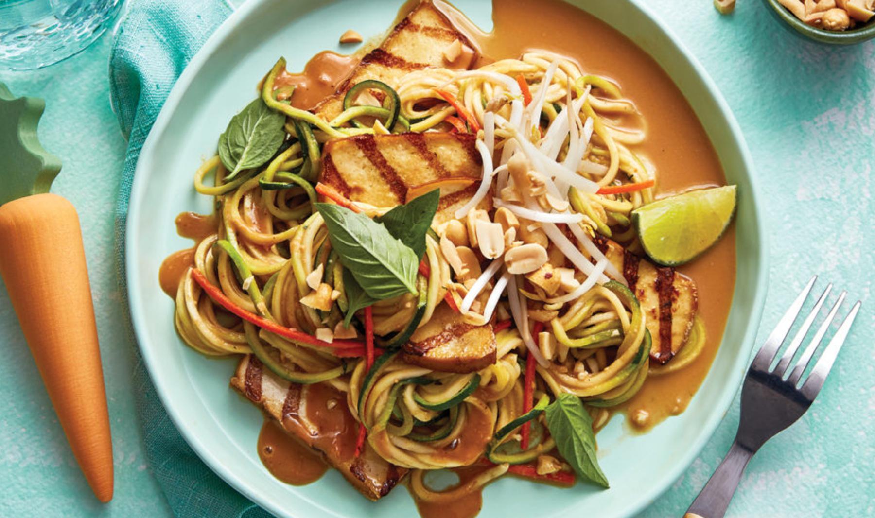 Brzi & jednostavni recepti za zdrave i ukusne Špageti